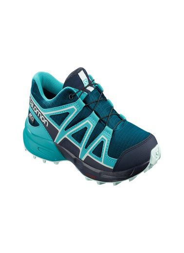 Yves Salomon Salomon Speedcross Çocuk Outdoor Ayakkabı Mavi